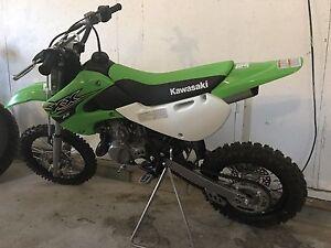 BRAND NEW 2017 Kawasaki 65 dirt bike