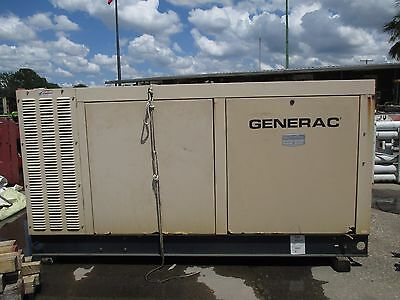 Generac Power Systems Inc Gas Generator 70 Kw