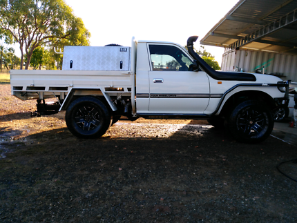 Chopped 80 series turbo diesel intercooled Lissner Charters Towers Area Preview