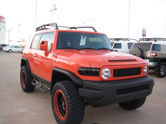 2014 toyota fj cruiser magma 14 lifted new toyota fj cruiser for sale in oklahoma city. Black Bedroom Furniture Sets. Home Design Ideas