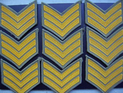 Genuine Australian Army SGT Rank Nowra Nowra-Bomaderry Preview
