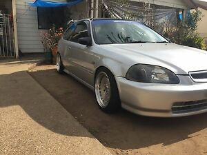 HONDA CIVIC EK B16A B18C7 TYPE R GEARBOX priced to sell $$$$$$$ Canley Vale Fairfield Area Preview