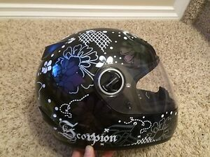 Scorpion exo helmet for sale