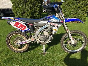 2010 Yamaha yz450f excellent shape! Fuel injected