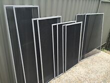 10x assorted fly screens Chermside West Brisbane North East Preview