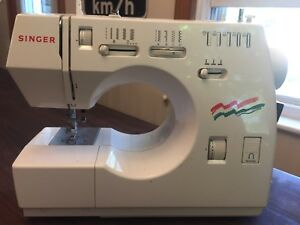 Older SINGER sewing machine!