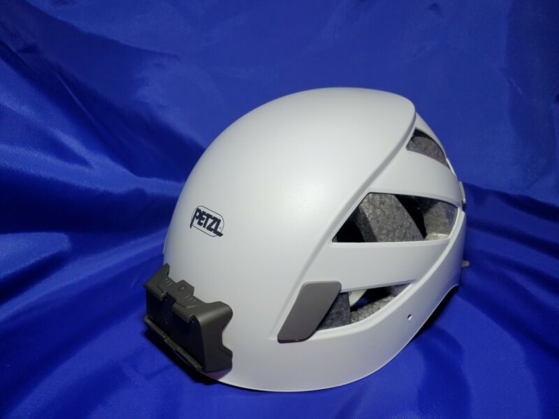 Petzl Boreo Caving Helmet White S/M NEW WITH TAGS IN BOX