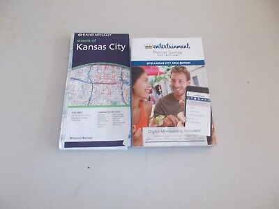 2018 Greater Kansas City Area Entertainment Coupon Book and Map