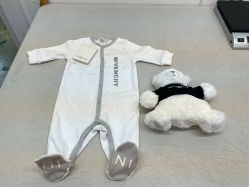 Givenchy Baby Pajamas & Stuffed Bear - 1M
