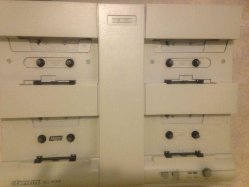 telex cassette duplicator
