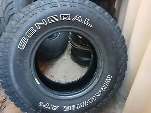 31 x 10.5 x15 r tyres Waikiki Rockingham Area Preview