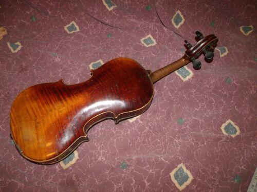 Vintage ca 1900 Stainer 4/4 Violin Germany very nice