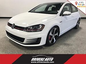2015 Volkswagen Golf GTI 5-Door Performance TURBO DSG, PERFOR...