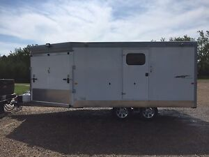 2011 Enclosed Toy Hauler Trailer