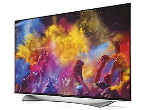 LG 65UF950V, 165 cm, 4K SUHD HD 3D LED-TV, LED Edge, Neu in OVP