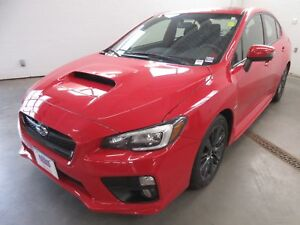 2017 Subaru WRX Sport- ALLOYS! BACK-UP CAM! SUNROOF! HEATED SEAT
