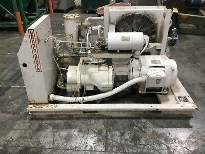 50hp Gardner Denver Edh99d32 Rotary Screw Air Compressor 3ph 5001sr
