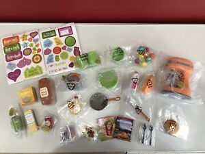 American Girl kitchen camping accessories brand new