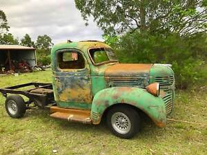dodge chev ford hotrod ratrod one tonner