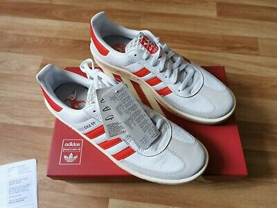 BNIB ADIDAS MANCHESTER BARCELONA 99 1/1999 TRAINERS  SIZE UK11 100% AUTHENTIC