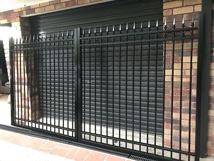 GATE Driveway 3440mm wide 1.8m high  NEW