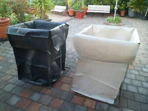 New garden rubbish bags , frames extra at $50
