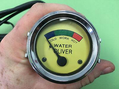 Oliver Tractor Temperature Gauge 1e528 66 77 88 99 Super 55 66 77 88 99 440 660