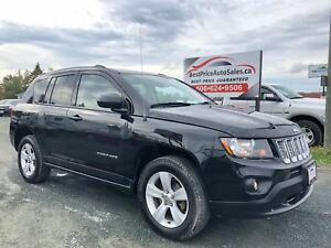 2014 Jeep Compass SPORT! NORTH! 4X4! CERTIFIED!