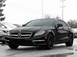2014 Mercedes-Benz CLS-Class CLS63 AMG S-Model 4MATIC