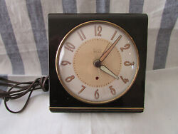 WESTCLOX Big Ben model S6-D electric table clock
