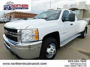 2011 Chevrolet Silverado 3500HD DURAMAX DIESEL DUALLY ONLY 112KM