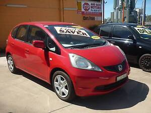 2008 Honda Jazz GLI GE Hatch SPORTS AUTO, EASY FINANCE Harris Park Parramatta Area Preview