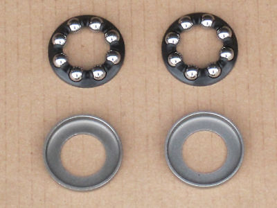 Steering Box Bearing Assembly - Early Manual Terramite Backhoe Loader T5c T5b