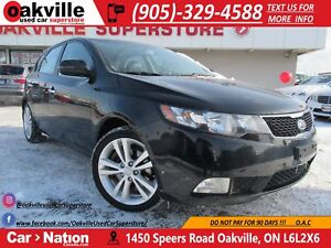 2011 Kia Forte5 2.4L SX | LEATHER | B/U CAMERA | NAVI