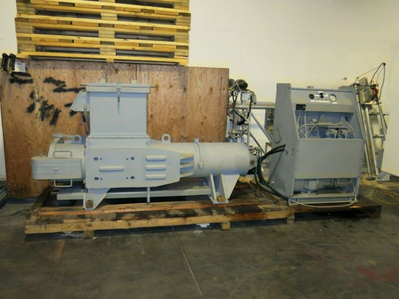 BULKHEAD COMPACTOR 21 TON UNUSED WAY KOOL