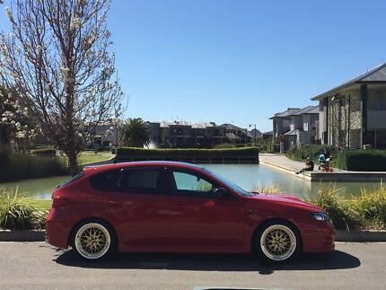 Subaru Impreza wrx 200awkw.