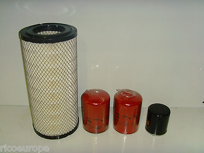 Ingersoll-rand P130 Sdwd Filter Service Kit - Air Oil Fuel Filters
