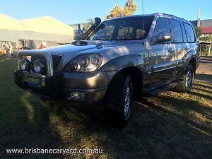 2006 Hyundai Terracan Wagon Yeerongpilly Brisbane South West Preview