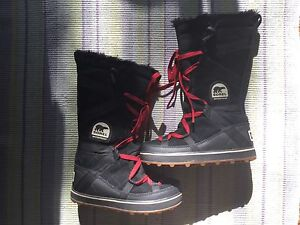 Women's Sorel New Snow Boots size 5.5 Awesome!
