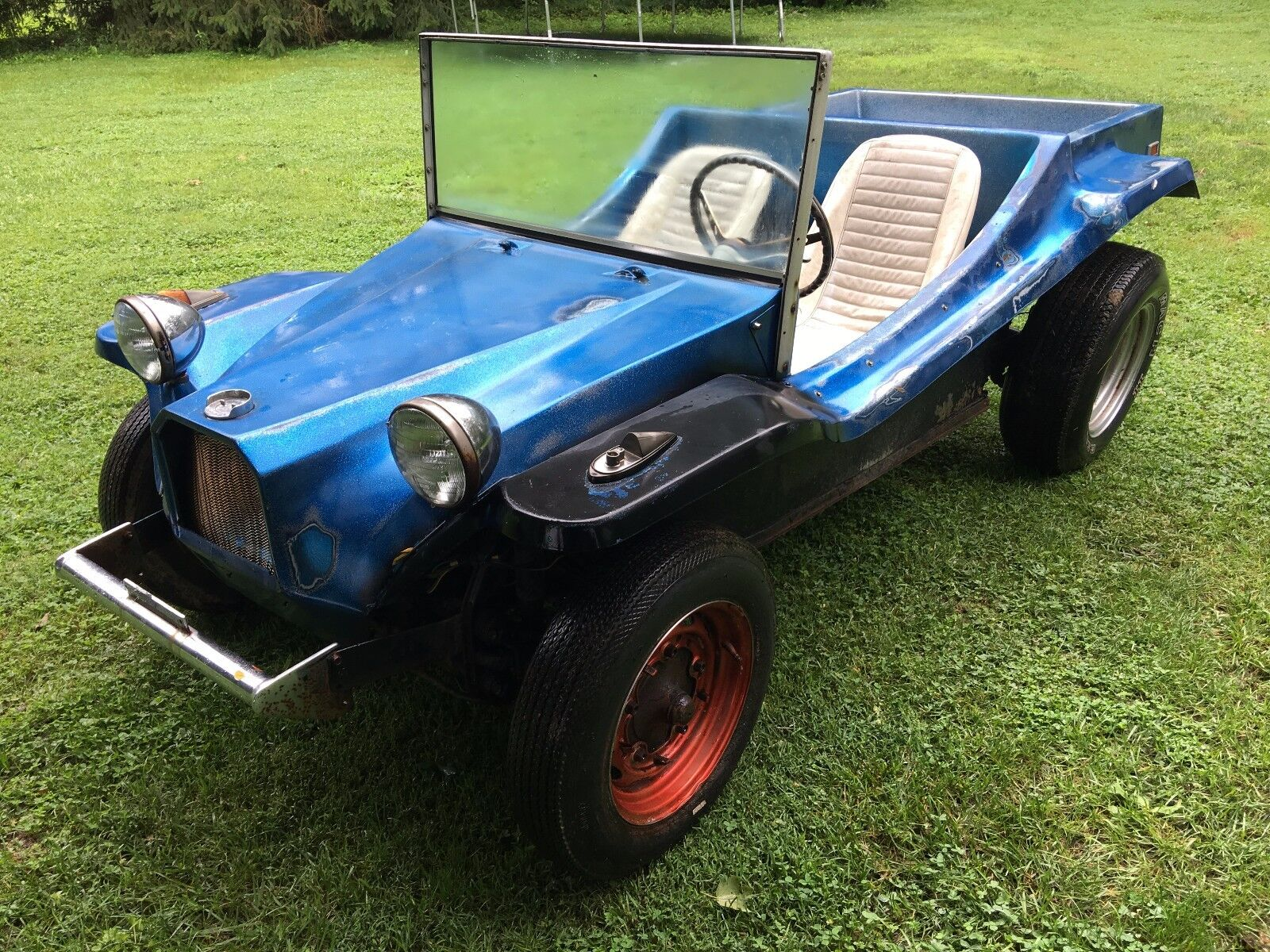 Vw Beach Buggy Dune Buggy 4 Speed Father And Son Project