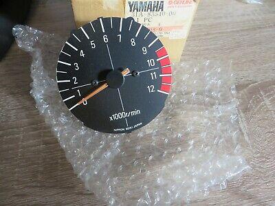 <em>YAMAHA</em> TACHOMETER XJ900 XJ600 XJ900F SPEEDOMETERREV COUNTER ORIGINAL