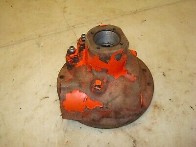 1963 Case 831 Tractor Front Steering Top Cover 830