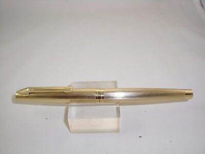 VINTAGE CHINA GOLDEN STAR 709 GSP FOUNTAIN PEN WITH ORIGINAL NIB