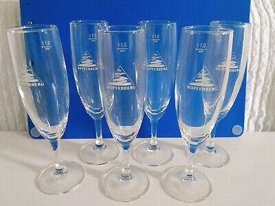 6er Set Sektgläser 0,1l Champagner Sektkelch Prosecco Glas Sekt