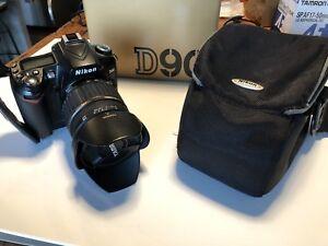 Boitier Nikon D90 + sac