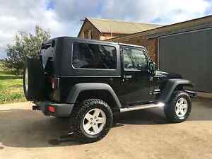 Jeep JK Wrangler 2008 2 Door Sport Angaston Barossa Area Preview