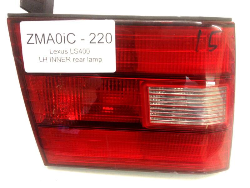 Lexus LS400 1995-1997 used rear lamp N/S-LEFT (inner)