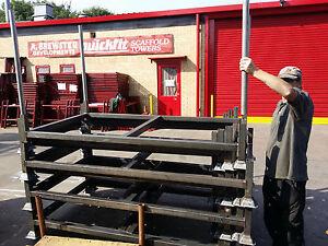 Steel Stillage,metal post pallet, stackable, post pallet, heavy duty