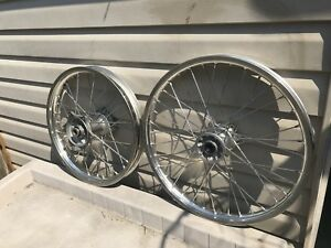 Honda Crf 450 wheels