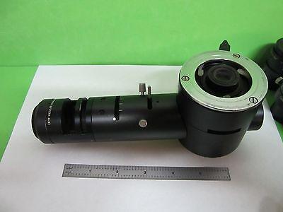 Microscope Part Vintage Leitz Vertical Illuminator Optics As Is Bint2-05
